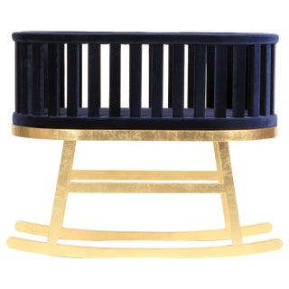 Contemporary Cradle by Royal Stranger For Sale