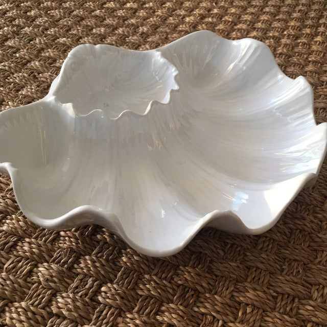 White Shell Oysters Platter For Sale In Miami - Image 6 of 6