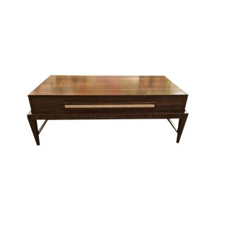 2010's Mid Century Modern Coffee Table For Sale