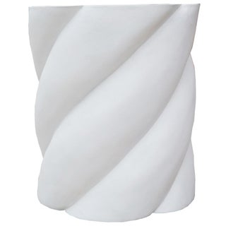 Molded Fiberglass Spiral Form Pedestal Preview