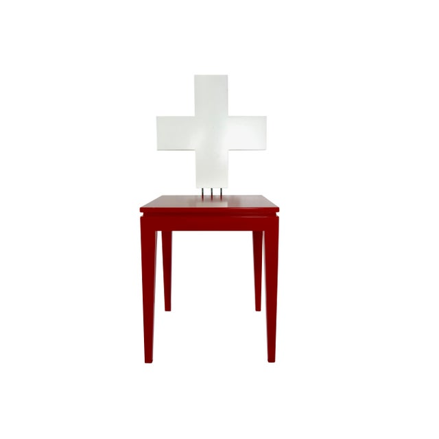 """Switzerland's 700th Independence Day """"Schwiiz"""" Chair For Sale - Image 11 of 11"""