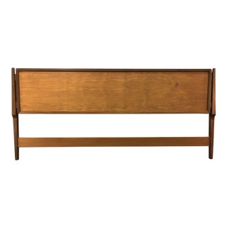 Danish Teak King Size Headboard