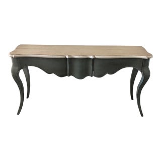 Grange French Provincial Console Table