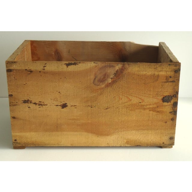 Vintage Tulip Apple Crate - Image 6 of 7