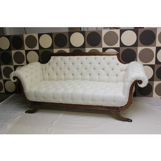 1910's Victorian Tufted Couch Preview