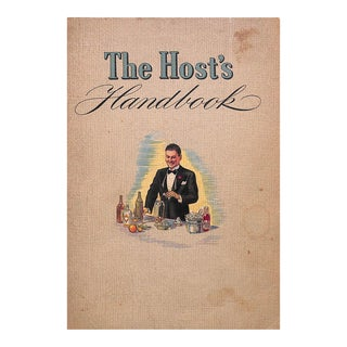 The Host's Handbook For Sale