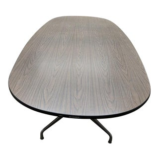 Herman Miller Eames Mid-Century Modern Conference Table For Sale