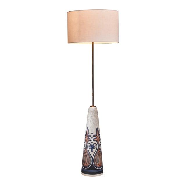 Rigmor Nielsen Floor Lamp for Soholm, Denmark For Sale