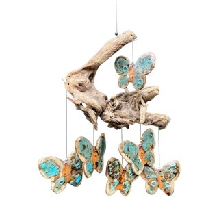 Butterfly Wind Chimes For Sale