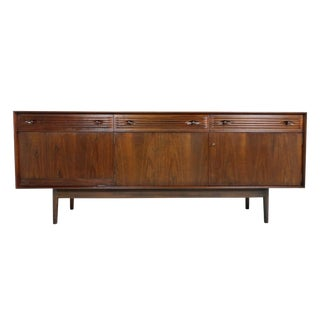 Mid Century Modern Credenza or media console by Dalescraft