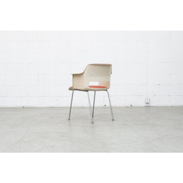 1970s A.R. Cordemeijer Gispen Chair - Image 4 of 10