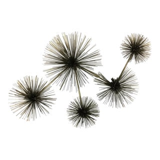 Curtis Jere Large Pom Pom Wall Sculpture