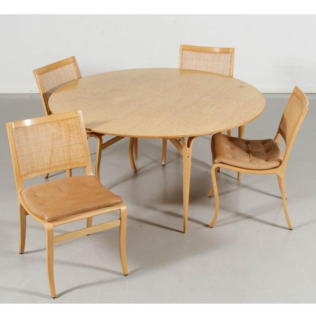 Nils Rooth for DUX Dining Chairs - Set of 4 - Image 6 of 6