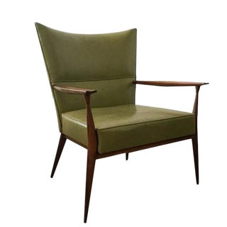 "Rare Paul McCobb ""Pull-Up"" Armchair Model #1328 For Sale"