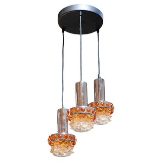 1960 Ceiling Light by Raak For Sale