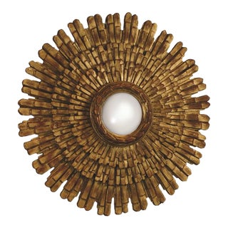 Mary McDonald for Chaddock Louis Glam Mirror For Sale