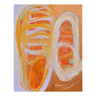 """Brenda Zappitell """"Interconnectedness"""", Painting For Sale"""