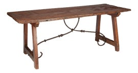 Image of Spanish Colonial Dining Tables