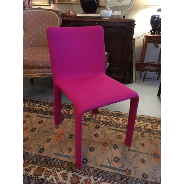 Modern Studio Bartoli Design Magenta Kristalia Joko Chair For Sale - Image 9 of 9