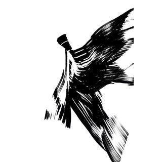 """""""The Black Dress 25"""" Original Artwork by Bettina Mauel For Sale"""