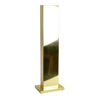 Mid-Century Modern Monolith Tower Table Lamp by Casella Lighting For Sale