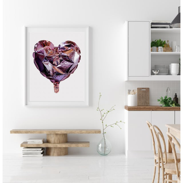 "A beautiful giclée print of an original coloured pencil drawing, ""Rose-Tinted"" is one of five large drawings by Jack..."
