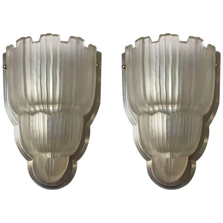Antique & Designer Sconces & Wall Lamps for Sale