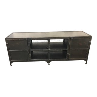 Restoration Hardware Industrial Tool Chest Media For Sale