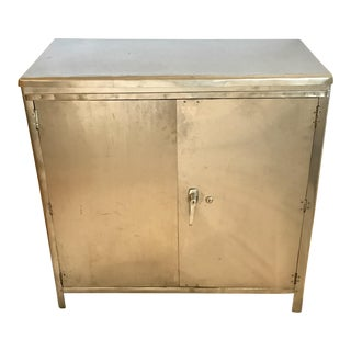 Industrial Steel Metal Bar Cabinet