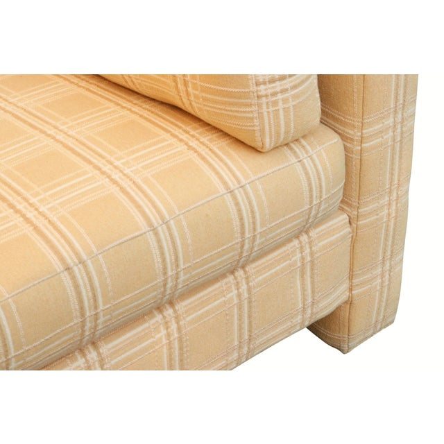 Milo Baughman Designed Mid Century Modern Loveseat by Thayer Coggin For Sale In Tampa - Image 6 of 7