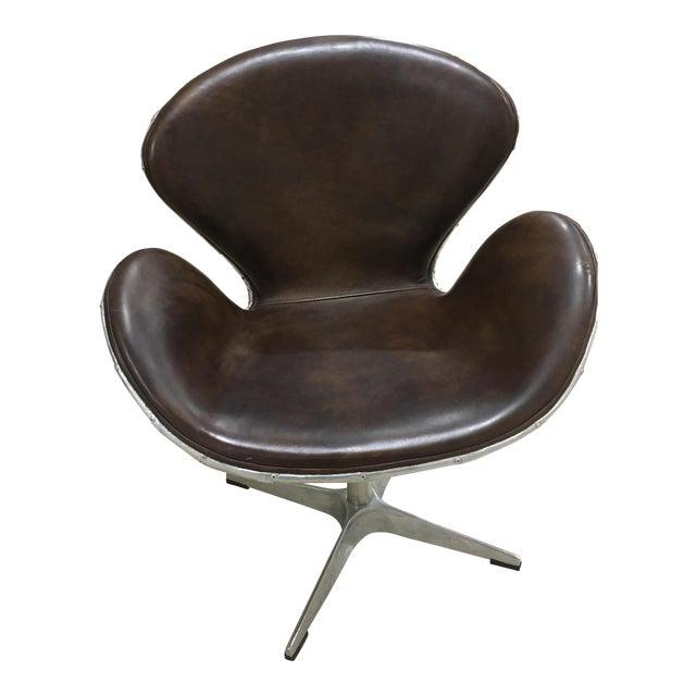 Restoration Hardware Devon Spitfire Chair Chairish