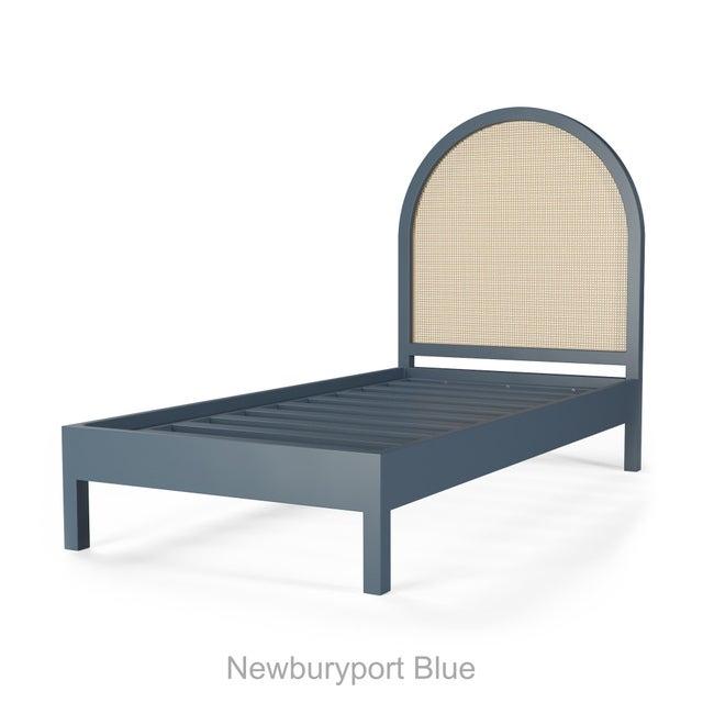 Eva Bed - Twin - Newburyport Blue For Sale - Image 4 of 4