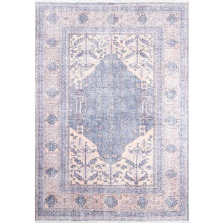 Momeni Helena Mirai Denim 8' X 10' Area Rug For Sale