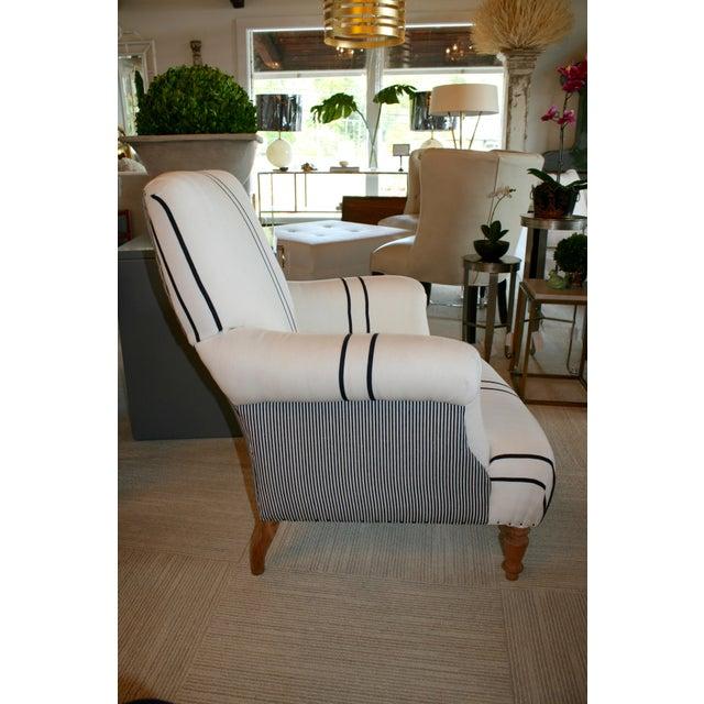 2010s Bunakara Fingerprint Arm Chair For Sale - Image 5 of 7
