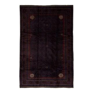"""Afghan Tribal Rug, 5'7"""" x 8'6"""" feet"""