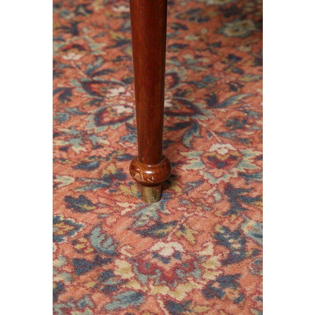 Rosewood Jules Leleu Rectangular Coffee Table For Sale - Image 7 of 9