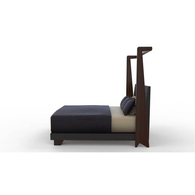 William Collins Collection Osvaldo Two Post Bed For Sale - Image 4 of 8