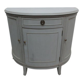 1920s Vintage Gustavian Style Bar For Sale