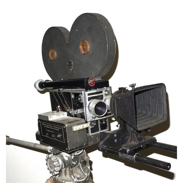 1930s 1930 Kodak Cine Motion Picture Movie Camera As Sculpture with Updates For Sale - Image 5 of 7