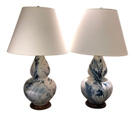 Image of Marble Table Lamps
