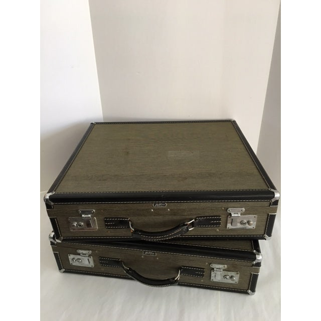 Hartmann Skymate Vintage Hardcase Luggage - 2 Pieces - Image 3 of 11