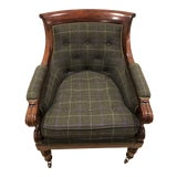 Image of Ralph Lauren Club Chair For Sale
