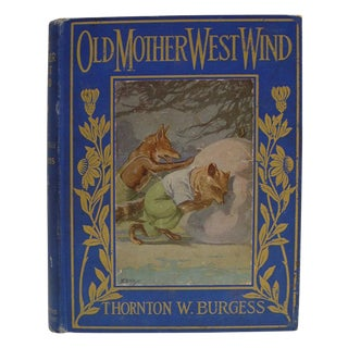Old Mother West Wind, 1914