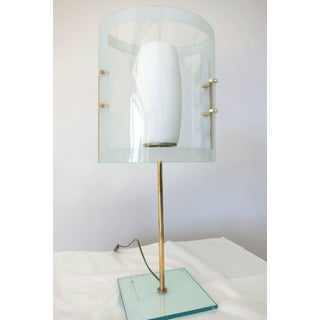 Italian Beveled Table Lamp Preview