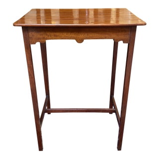 Mid 20th Century W. L. Davis Side Table For Sale