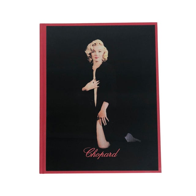 2010s Chopard Red Carpet Book --- With Marilyn Monroe Cover - Collection 2012 For Sale - Image 5 of 5