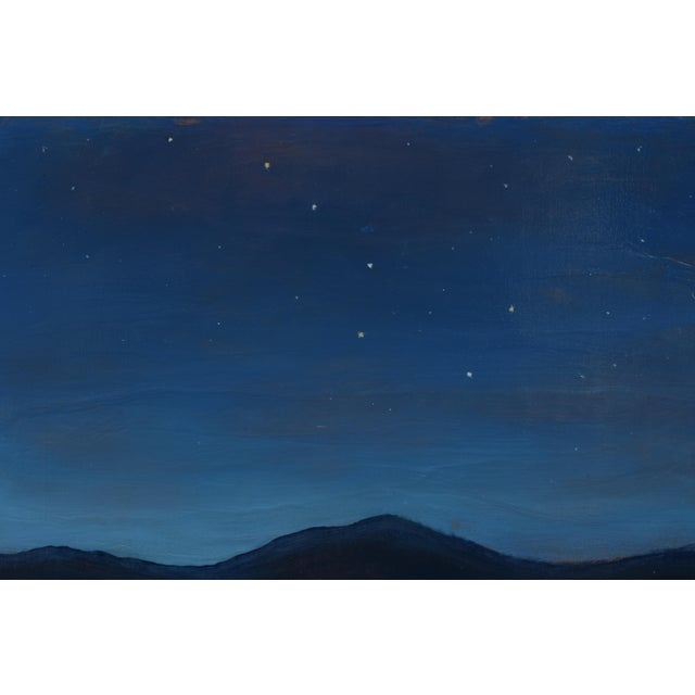 """Contemporary Stephen Remick """"Under the Big Dipper"""" Painting For Sale - Image 3 of 10"""