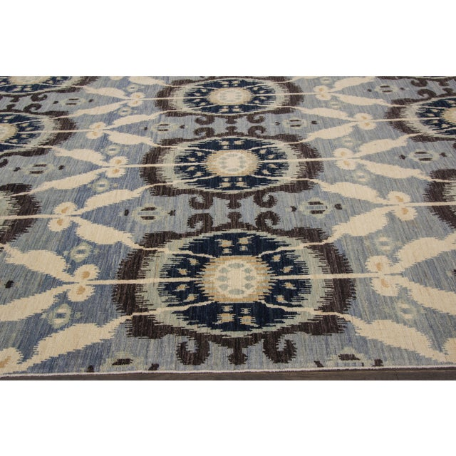 "Apadana Modern Transitional Rug - 10'7"" X 13'1"" - Image 6 of 7"