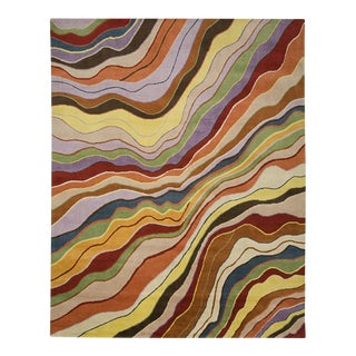 ModernArt - Customizable Jovial Rug (6x9) For Sale