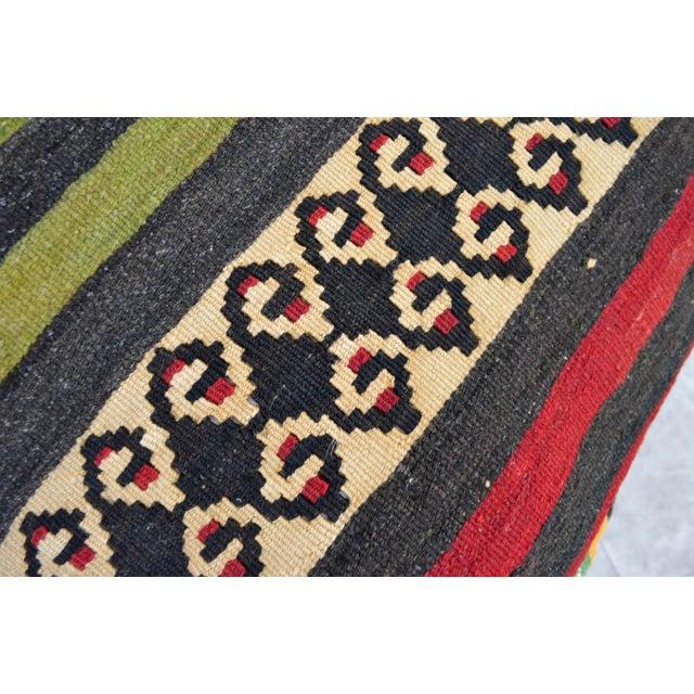 Turkish Handmade Floor Cushion Cover - 30? X 30? Chairish
